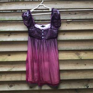 Ombré Betsy Johnson Dress